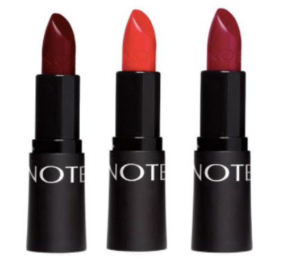 Note Lipsticks