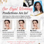 Royal Beauty Predictions with YouCam Makeup
