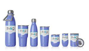 Swig Drink Ware in Hydrangea