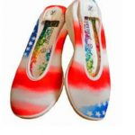 "Lolita ""American"" from Arcopedico USA for July 4th"