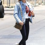 Lucy Hale's Go-to Denim Brand: 7 For All Mankind!