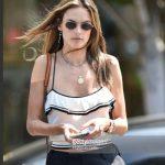 Alessandra Ambrosio's Under $100 Pendant Necklace