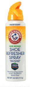 Arm & Hammer Odor Defense Shoe Refresher Spray