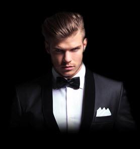 Male Model Makeover