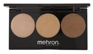 Mehron's Highlight-Pro palettes