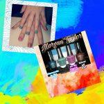 Morgan Taylor & Alice, A Royal Adventure In A Nail Color Wonderland