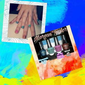 Morgan Taylor Nail Polish