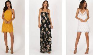 Speechless Dresses