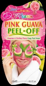 7th Heaven Pink Guava Peel Off Mask