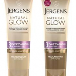 Jergens Natural Glow 3Days to Glow Moisturizer