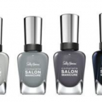 Fade To Black With Sally Hansen's New Collection