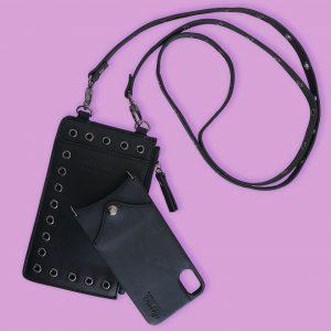 iPhoneBag-Black-Front-Square