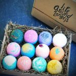 All-natural bath bomb  rising to #1 on Amazon gift list