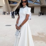 Naomi Campbell Is Perfection At Museum Opening